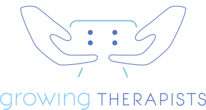 Web and Logo Design | Growing Therapists | Cris Roskelley